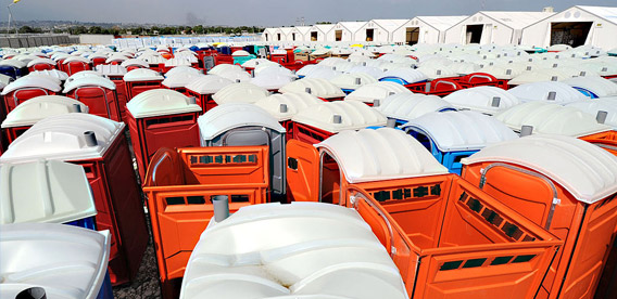 Champion Portable Toilets in Pico Rivera, CA